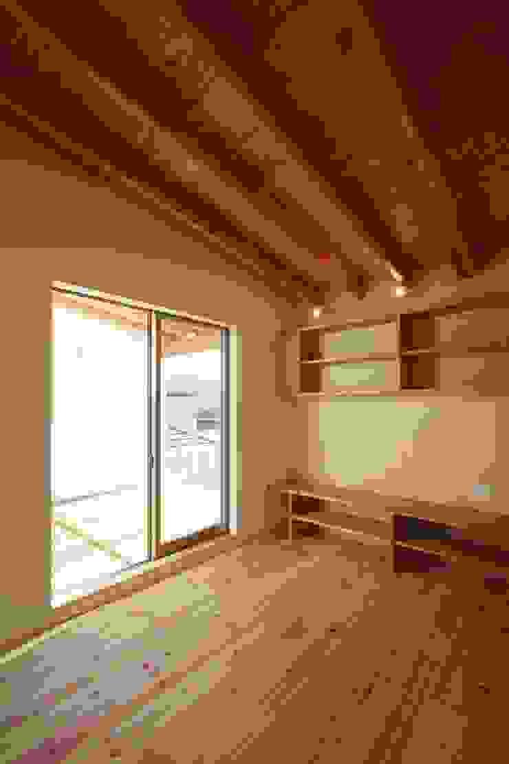 長尾台の家 和風の 寝室 の 吉田慎二/建築・計画ワイズスタジオ 和風