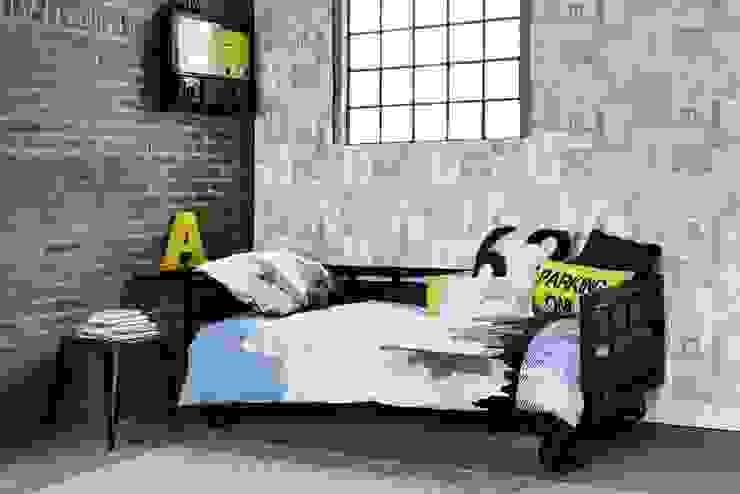 Collage NY Dormitorios modernos: Ideas, imágenes y decoración de homify Moderno