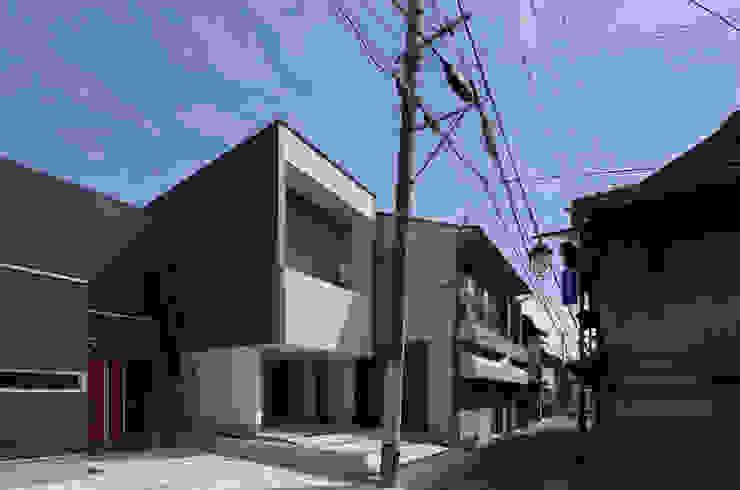 anguilla house モダンな 家 の 吉田慎二/建築・計画ワイズスタジオ モダン
