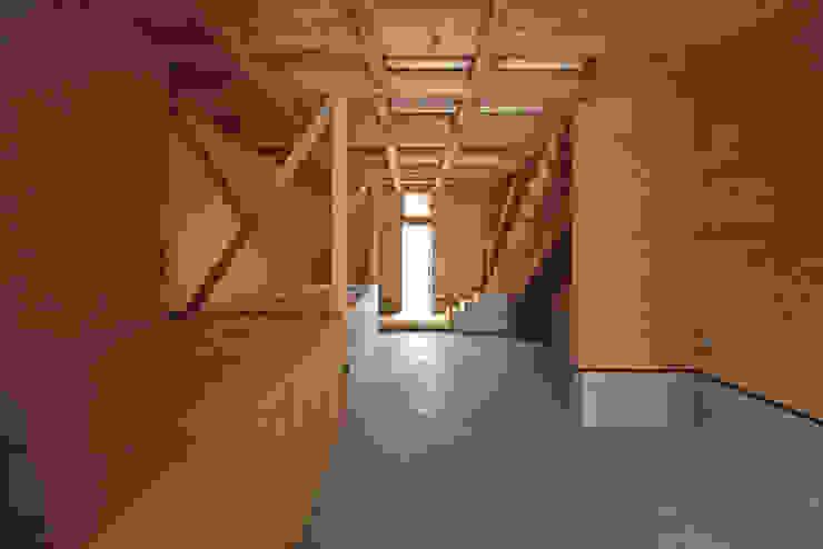 K氏のアトリエ 1階アトリエ オリジナルデザインの 多目的室 の 塔本研作建築設計事務所 オリジナル