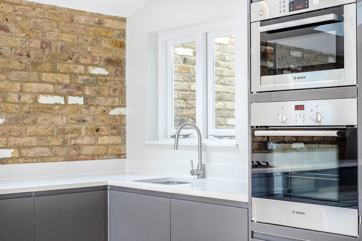 Tantallon Road Modern Kitchen by Lambert&Sons Modern
