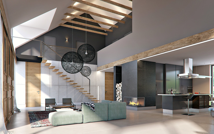 MOCOLOCCO Minimalist living room