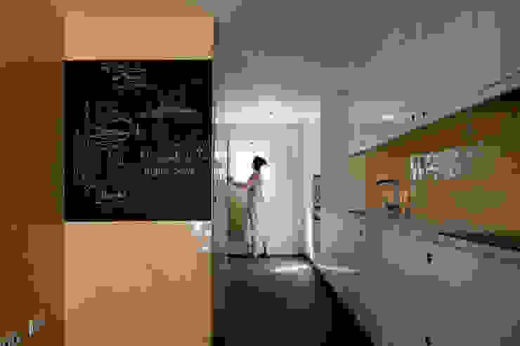 Casa em Torres Vedras Cozinhas minimalistas por Atelier Central Arquitectos Minimalista