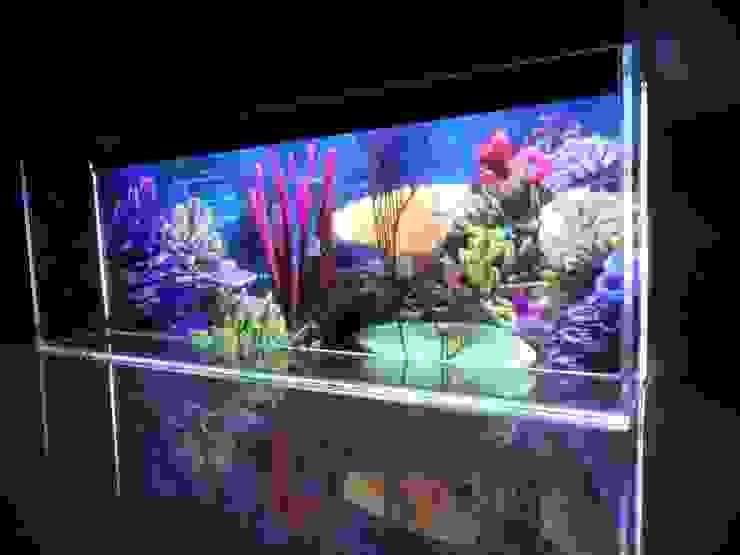 Akwarium Led od Visual Design Nowoczesny