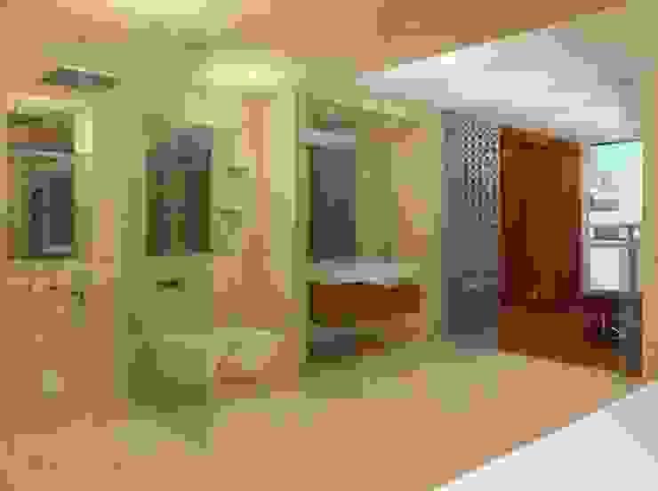 Офис Ванная комната в стиле модерн от Лаборатория дизайна интерьера Модерн