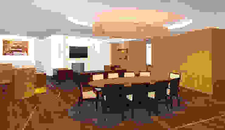 Офис Гостиная в стиле модерн от Лаборатория дизайна интерьера Модерн