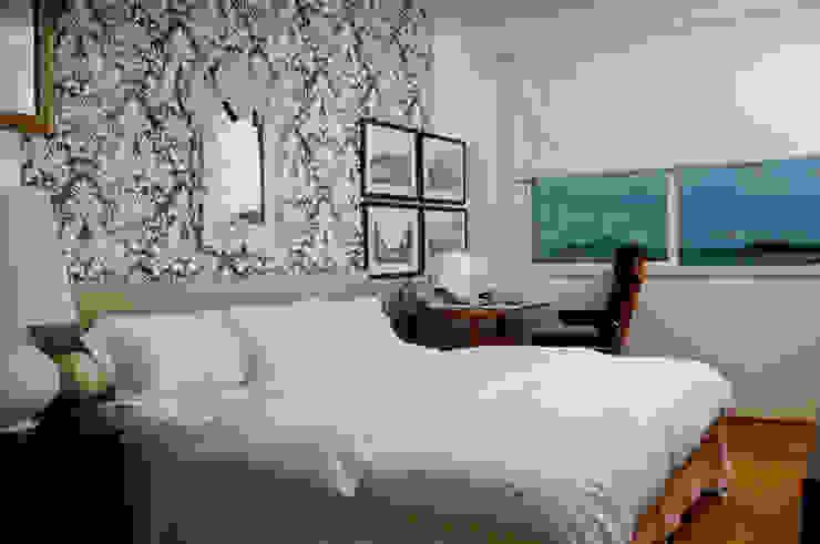 Apartamento Arpoador Quartos modernos por Bel Castro Arquitetos Moderno