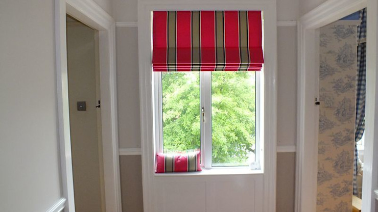 Roman Blinds de NEAT PLEAT Moderno