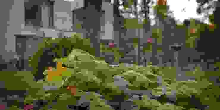 byliny od Autorska Pracownia Architektury Krajobrazu Jardin Nowoczesny