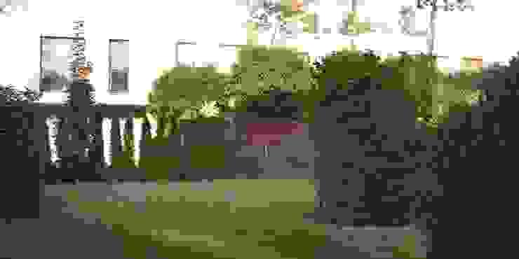 nowoczesny z ciętymi grabami od Autorska Pracownia Architektury Krajobrazu Jardin Nowoczesny