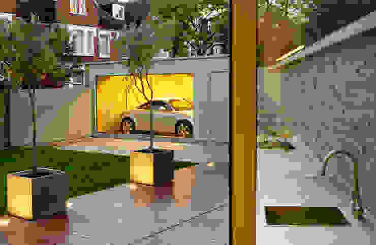 Huron Road, London Modern kitchen by Volume 3 Modern