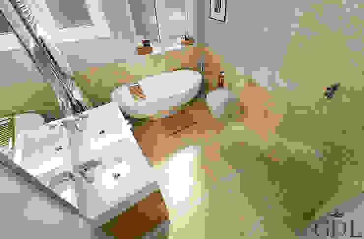 Family Bathroom, SW19 :  Bathroom by Grand Design London Ltd, Modern