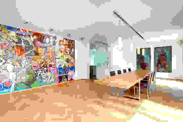 Privathaus München Moderne Esszimmer von raumkontor Innenarchitektur Architektur Modern
