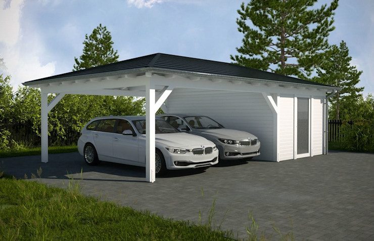Ogrodolandia Garage préfabriqué