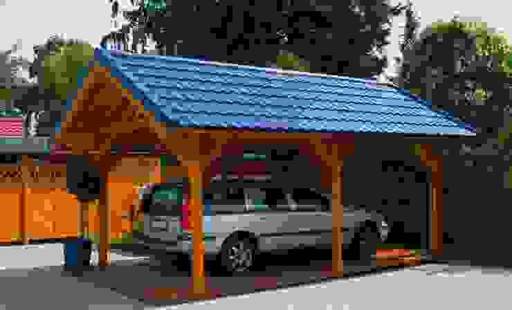 Ogrodolandia Garajes prefabricados