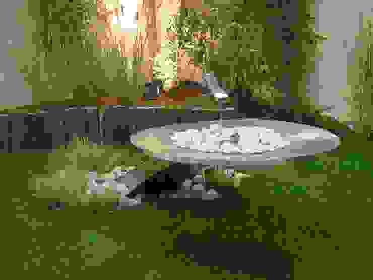 Jardines de estilo  por AMB, Moderno