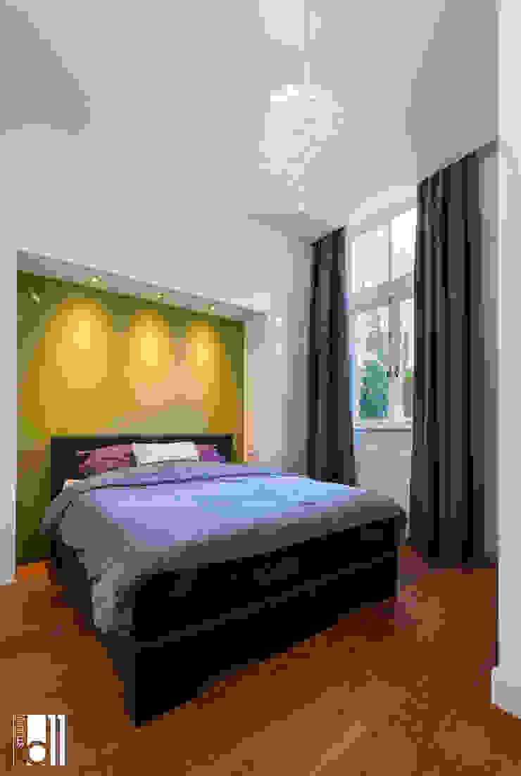 Phòng ngủ phong cách hiện đại bởi Studio D11 Hiện đại