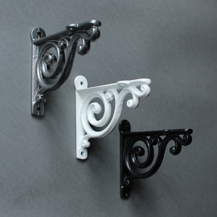 EDWARDIAN BRACKET · 4 INCH · od Yester Home Rustykalny