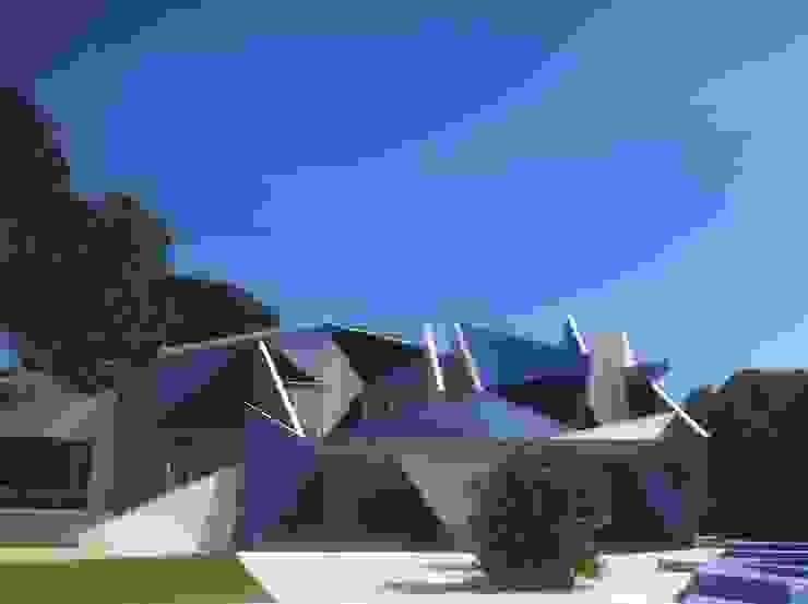PROYECTO 4 Casas de estilo minimalista de LOWDECOR Minimalista Granito