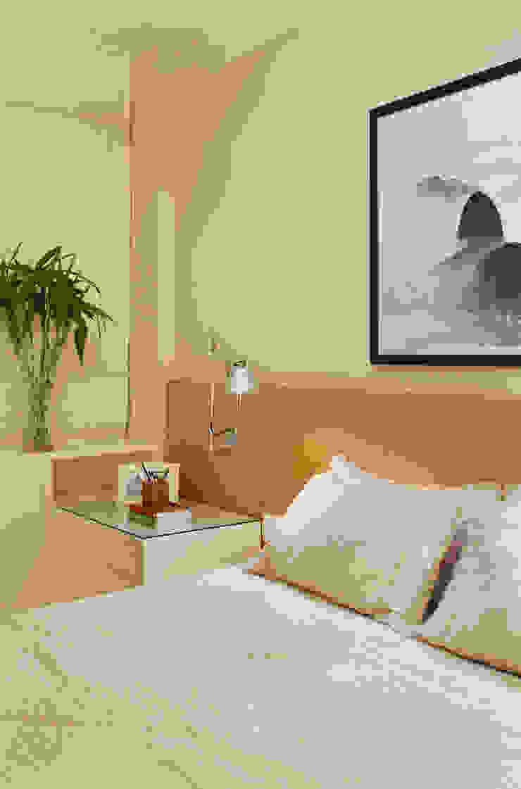 Apartamento Quartos modernos por Bel Castro Arquitetos Moderno