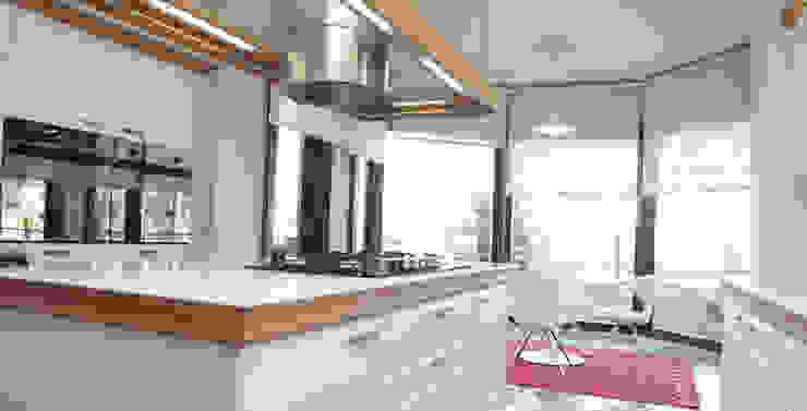 Kapadokya Evleri Modern Mutfak Nurettin Üçok İnşaat Modern