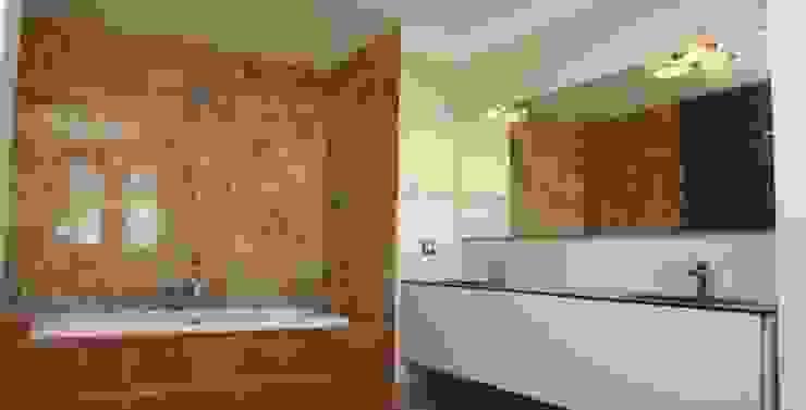 Modern bathroom by Nurettin Üçok İnşaat Modern