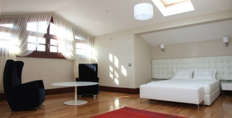 Kapadokya Evleri Modern Yatak Odası Nurettin Üçok İnşaat Modern