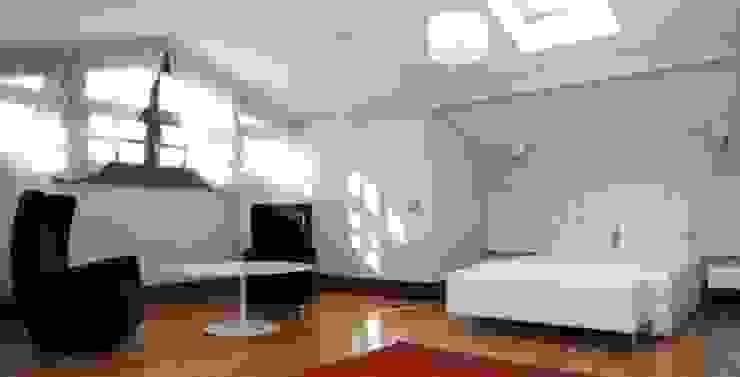Modern style bedroom by Nurettin Üçok İnşaat Modern
