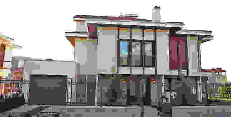 Modern houses by Nurettin Üçok İnşaat Modern