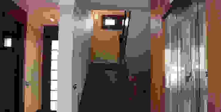 Kapadokya Evleri Modern Koridor, Hol & Merdivenler Nurettin Üçok İnşaat Modern