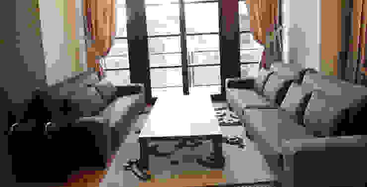 Kapadokya Evleri Modern Oturma Odası Nurettin Üçok İnşaat Modern