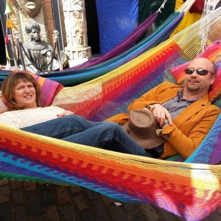 tropical  by Well Hung Hammocks, Tropical