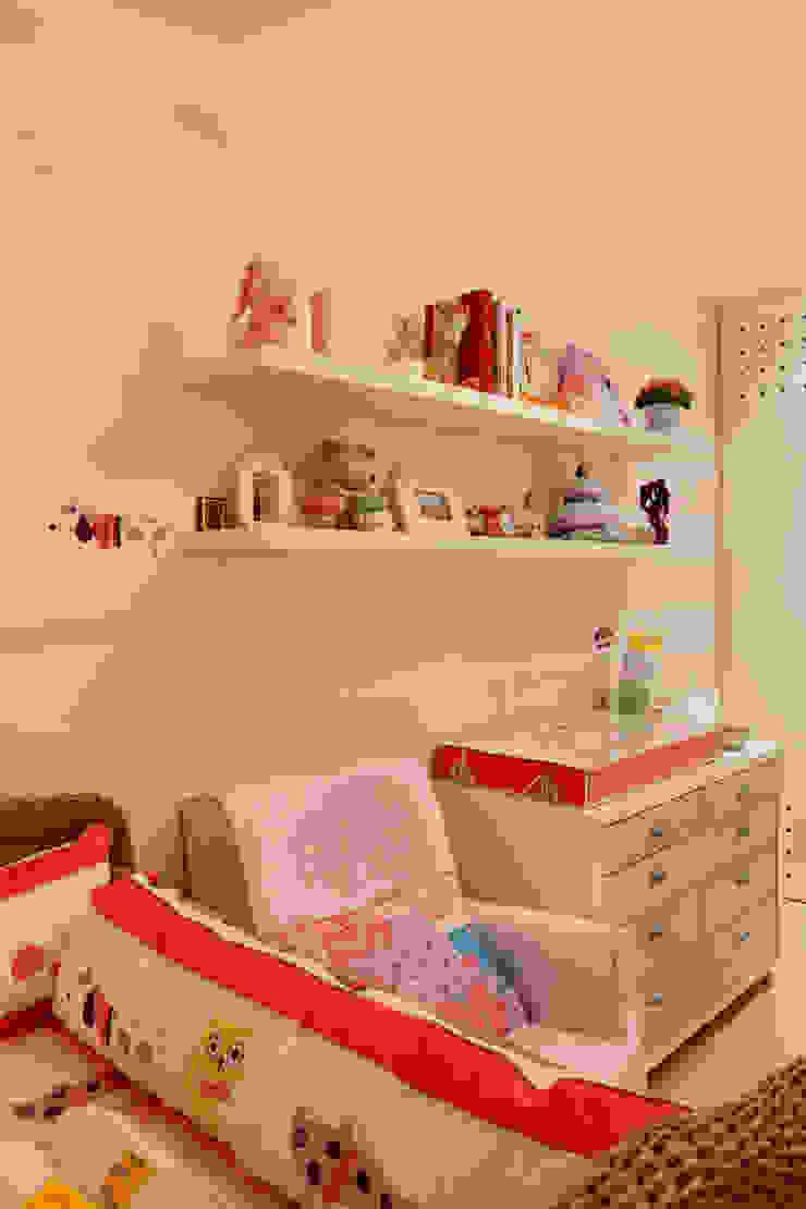 Apartamento Quarto infantil moderno por Bel Castro Arquitetos Moderno