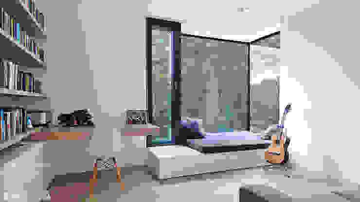 Спальня в стиле модерн от zwA Architekci Модерн