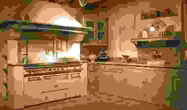 Lacanche Fontenay en color marfil de Gamahogar Clásico