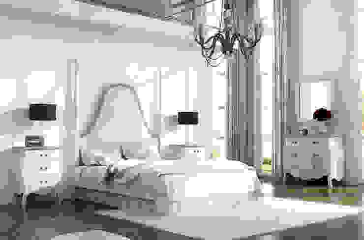 Dormitorio Saboya de Keen Replicas Clásico