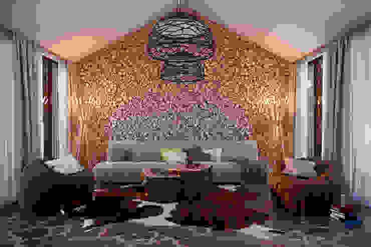 В лесу Гостиные в эклектичном стиле от Rasskazova Maria Эклектичный