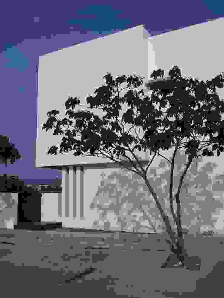 casa 319 Casas modernas de Hussein Garzon arquitectura Moderno