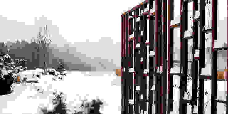 por Autorska Pracownia Architektury Krajobrazu Jardin Eclético