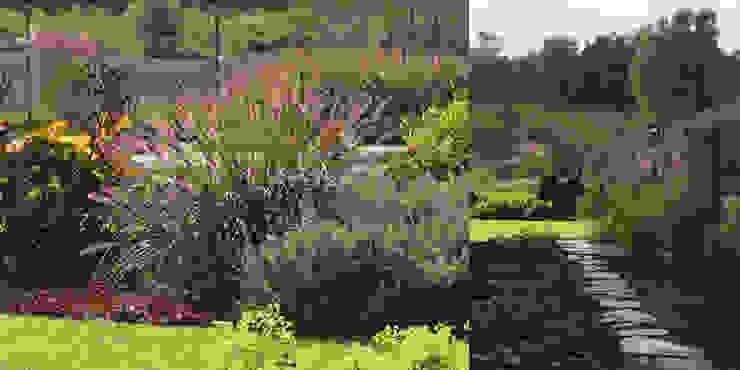 van Autorska Pracownia Architektury Krajobrazu Jardin Eclectisch