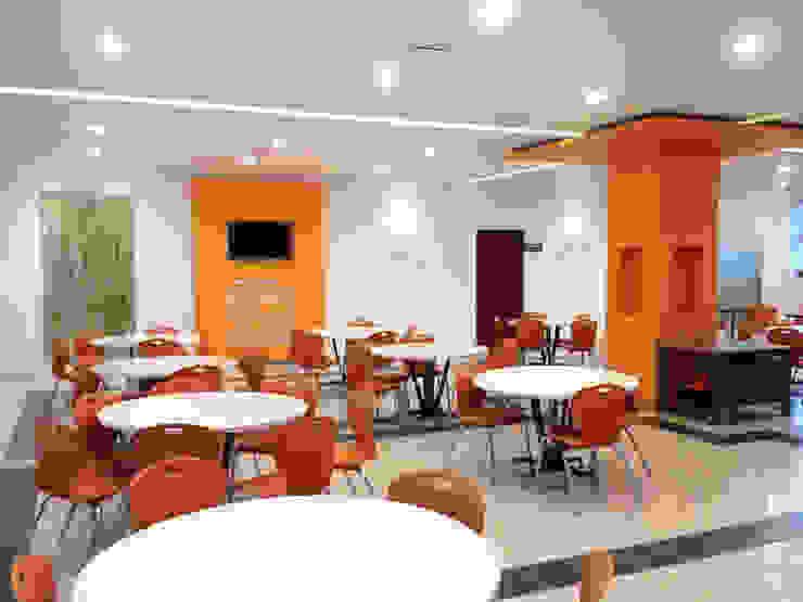 Endüstriyel Yemek Odası Visual Concept / Arquitectura y diseño Endüstriyel