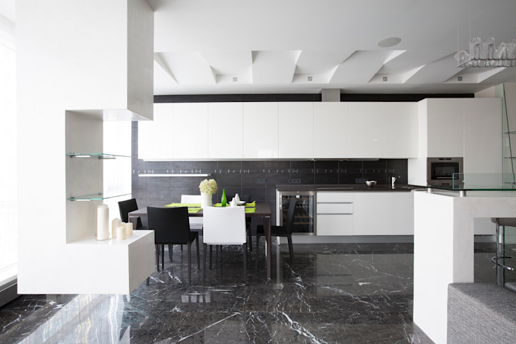 Minimalistische keukens van DECORA Minimalistisch