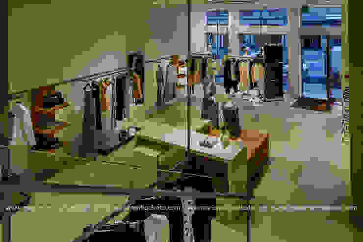 Mario Marino Minimalist offices & stores