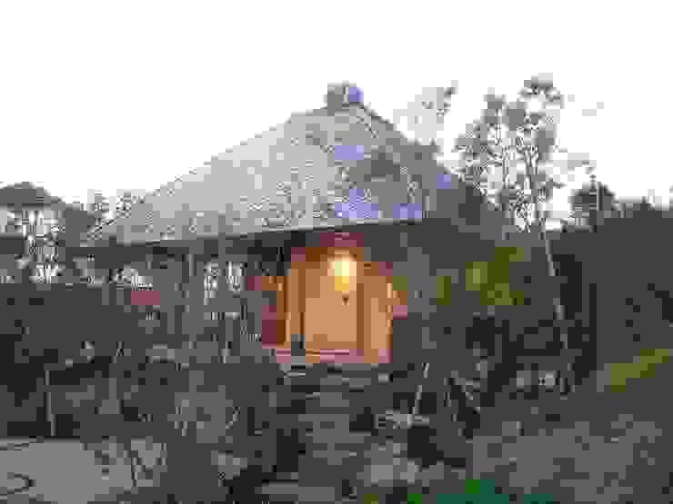 しっとり落ち着いた外観: アトリエ優 一級建築士事務所が手掛けた家です。,オリジナル