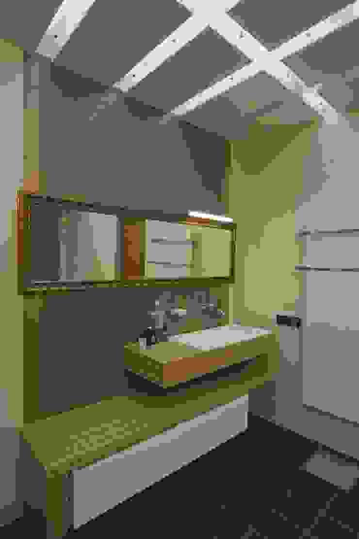 Квартира 84 кв.м Ванная комната в стиле минимализм от DECORA Минимализм