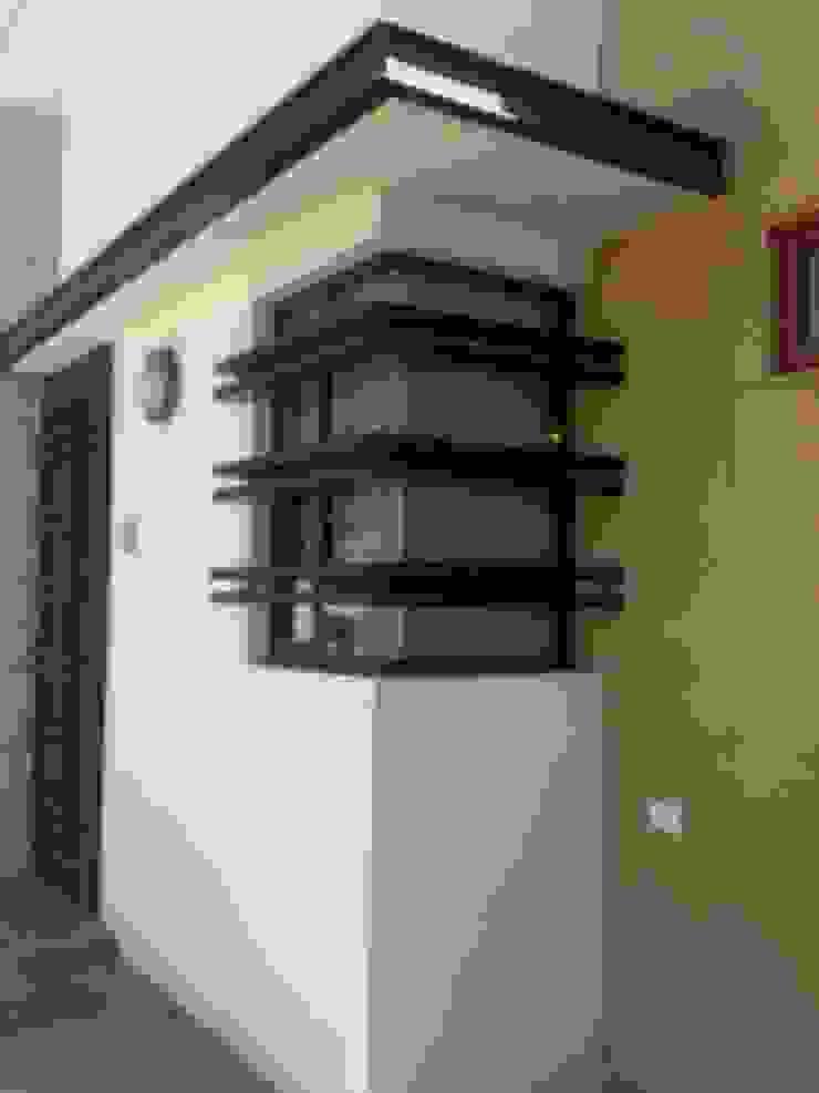 casa 1050 Casas modernas de Hussein Garzon arquitectura Moderno Hierro/Acero