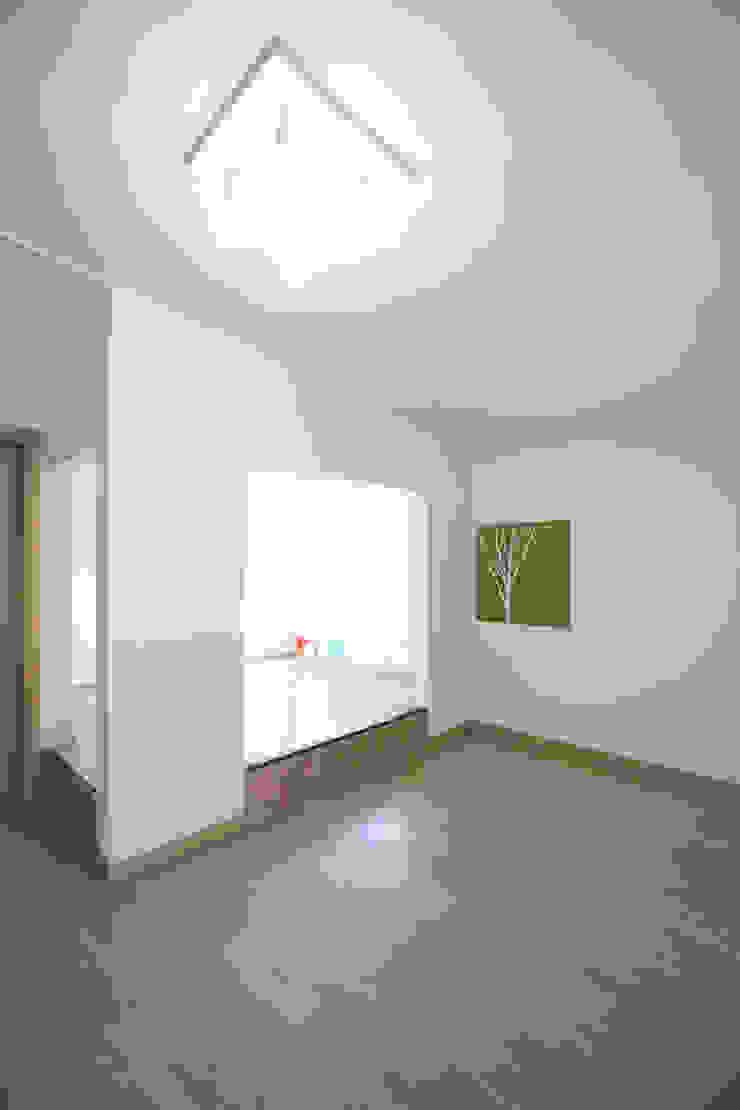 가족객실 모던스타일 침실 by 주택설계전문 디자인그룹 홈스타일토토 모던