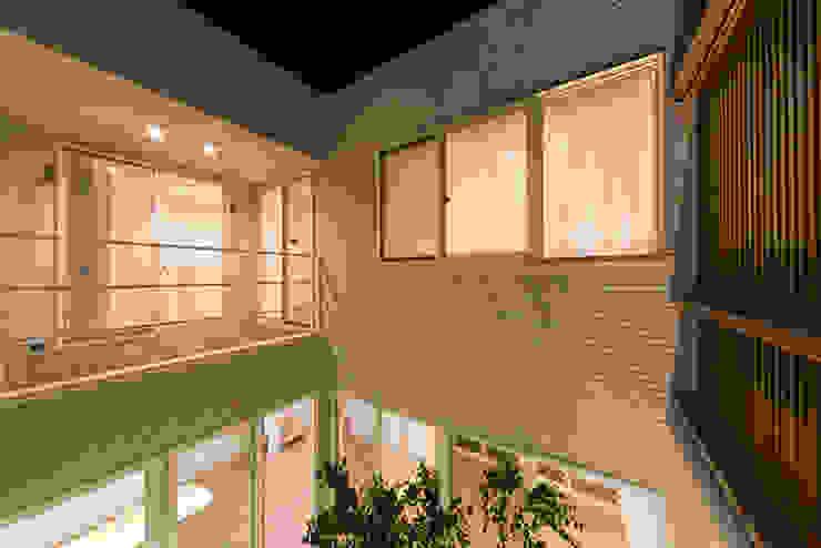『ソラ庭のある家』 モダンな庭 の 納得住宅南大阪 モダン