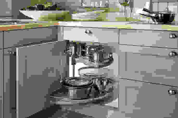 """Landhausküche """"Bristol achatblau"""" Landhaus Küchen von Dick Küchen Landhaus"""