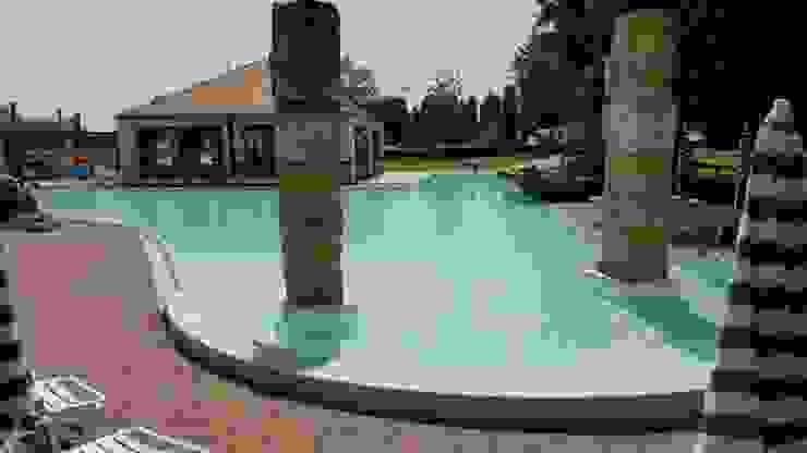 Gardaland Waterpark mav piscine srl Piscina moderna